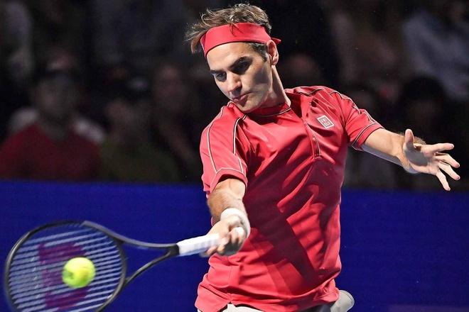 Federer thang toc hanh trong tran dau thu 1.500 hinh anh