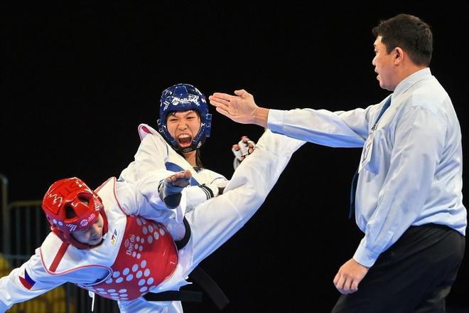Kim Tuyen gianh 2 HCV quoc te, sang cua du Olympic Tokyo hinh anh 1