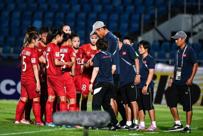 U19 nu Viet Nam quyet vao ban ket chau A sau tran thang Thai Lan hinh anh 1