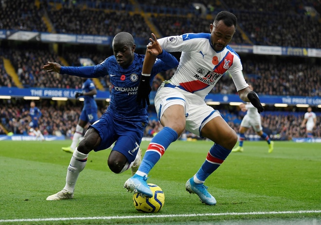 Chelsea vs Crystal Palace anh 1