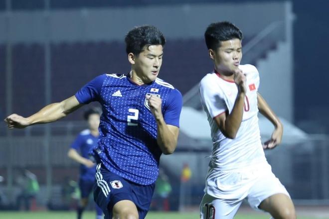 Highlights U19 Viet Nam 0-0 Nhat Ban hinh anh