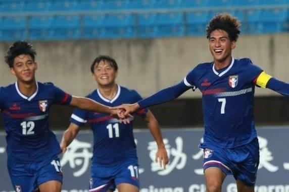 Thang Macau 6-0, U19 Lao vao vong chung ket chau A hinh anh