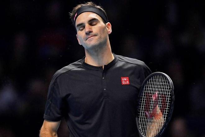 Federer thua tran ra quan tai ATP Finals hinh anh