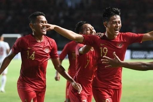 U19 Indonesia gianh ve du giai chau A sau khi hoa Trieu Tien hinh anh