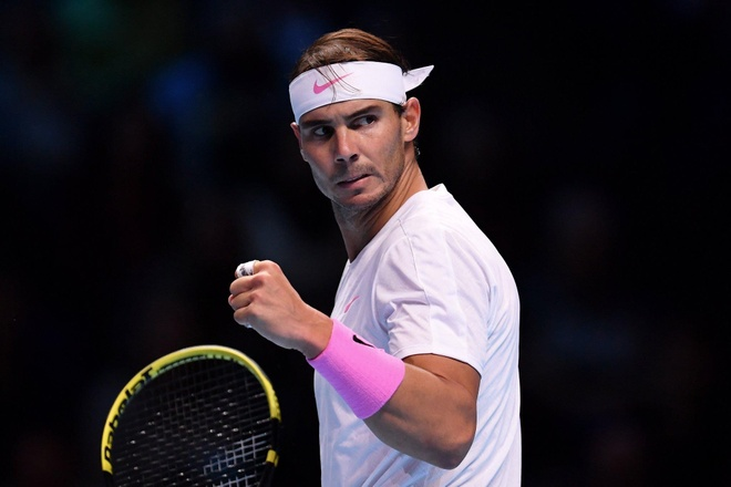 Highlights ATP Finals: Nadal 2-1 Medvedev hinh anh