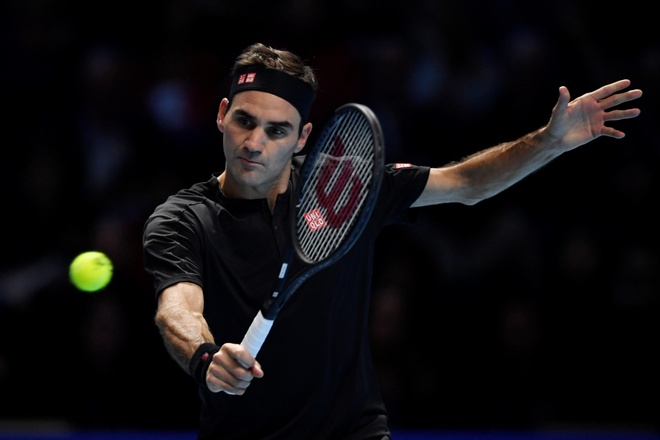 Highlights ATP Finals: Federer 2-0 Djokovic hinh anh