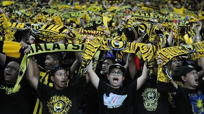 1.500 canh sat duoc huy dong cho tran Malaysia - Indonesia hinh anh 1
