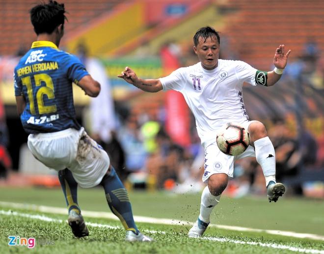 CLB Ha Noi vs Persib Bangdung anh 1