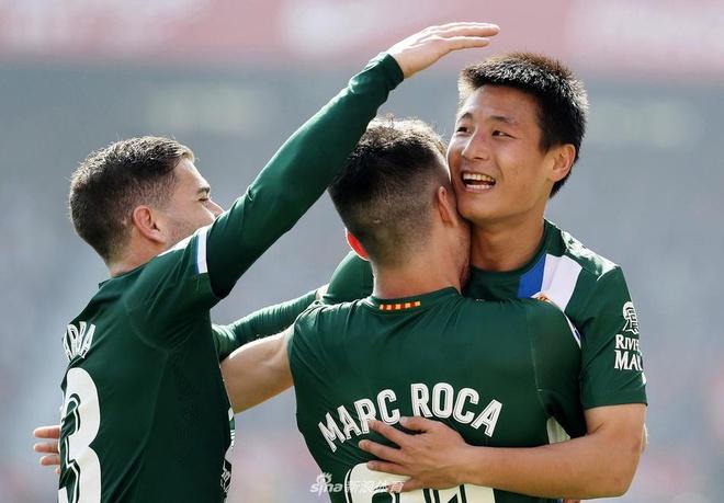 Wu Lei ghi ban, lap them cot moc moi tai La Liga hinh anh 1 e0f5_iprtayy6461897.jpg