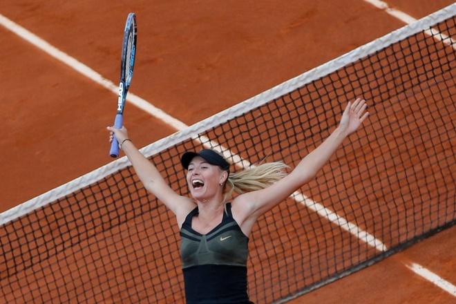 Maria Sharapova giai nghe anh 10