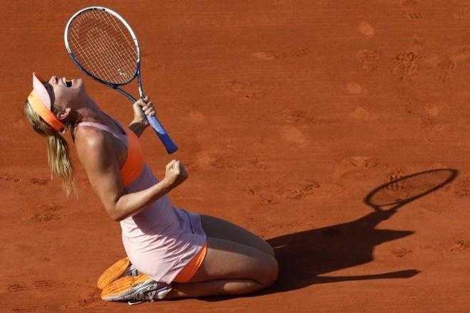 Maria Sharapova giai nghe anh 12