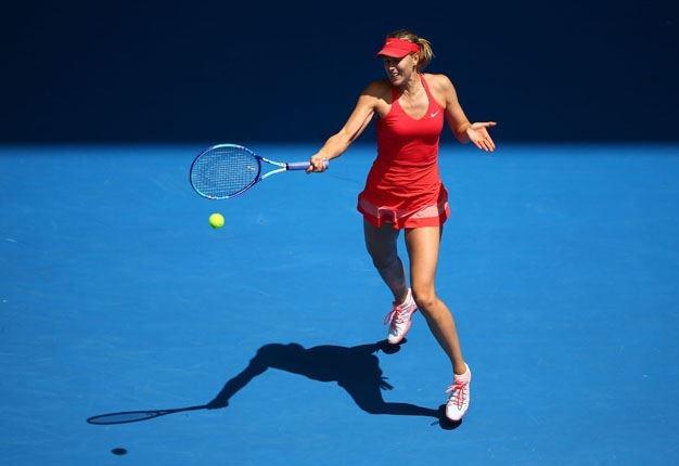 Maria Sharapova giai nghe anh 13