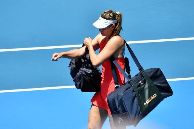 Maria Sharapova giai nghe anh 17