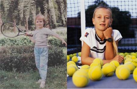 Maria Sharapova giai nghe anh 1
