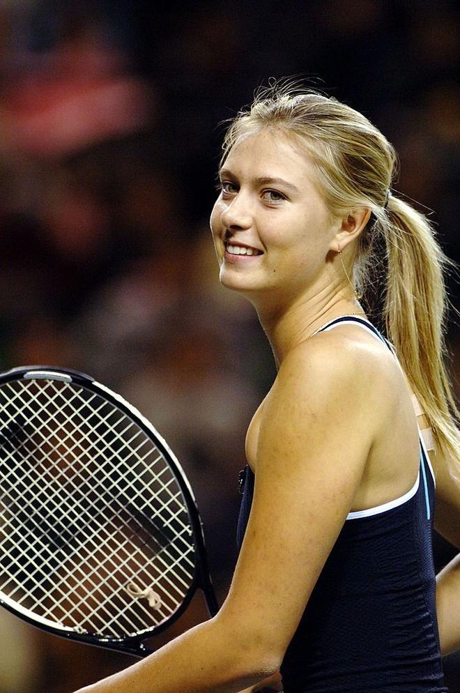 Maria Sharapova giai nghe anh 4
