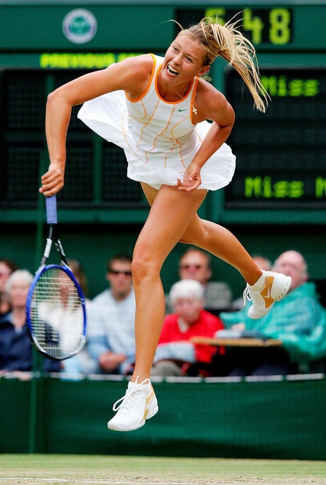 Maria Sharapova giai nghe anh 5