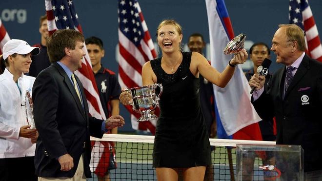 Maria Sharapova giai nghe anh 6