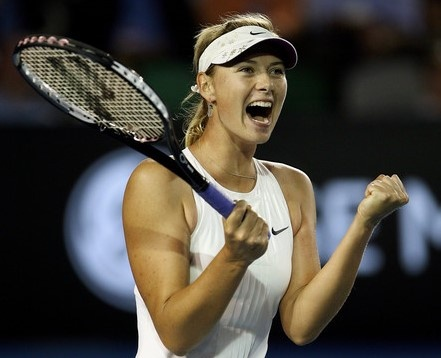 Maria Sharapova giai nghe anh 7