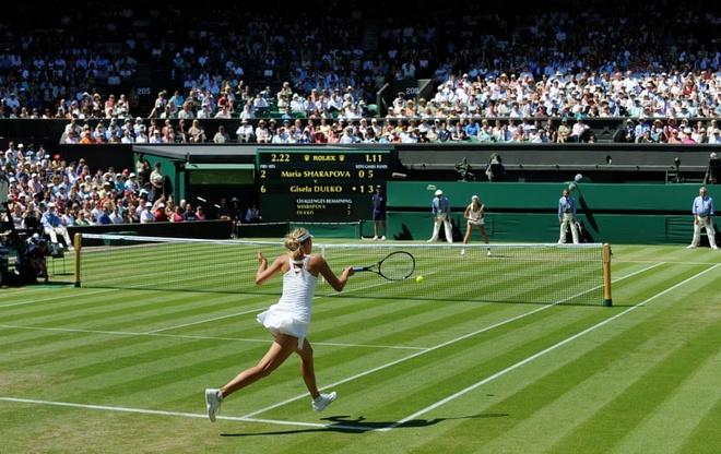 Maria Sharapova giai nghe anh 8