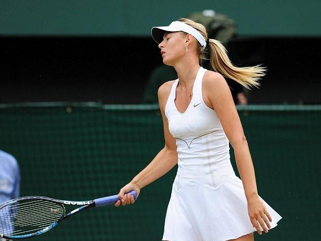 Maria Sharapova giai nghe anh 9