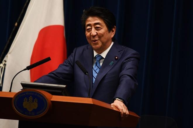 Thủ tướng Shinzo Abe khẳng định Nhật Bản vẫn tổ chức Olympic 2020 vào tháng 7 như kế hoạch