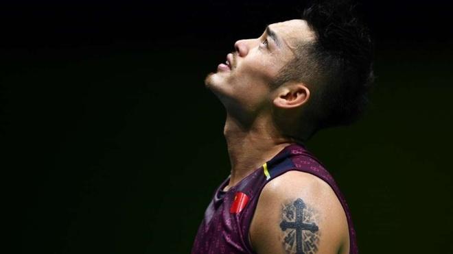 Canh cua du Olympic lan thu 5 dang khep lai voi Lin Dan hinh anh 1 756029_lin_dan_afp_1.jpg