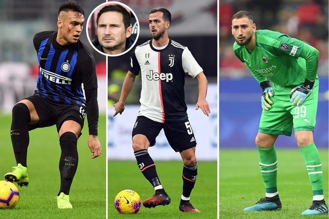 Chelsea san sang chieu mo dan sao Serie A hinh anh 1 chelsea_trio.jpg