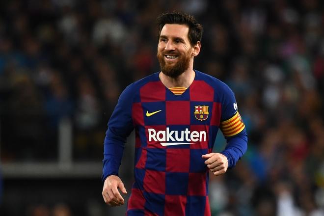 Sau Ronaldo, Messi quyen gop 1 trieu euro de chong dich hinh anh 1 Messi.jpg