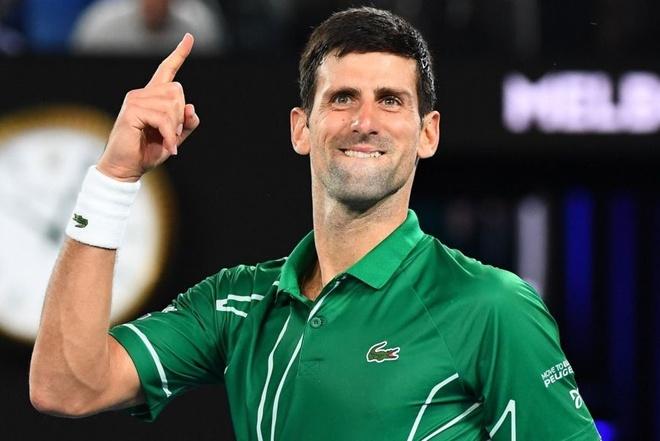 Djokovic US Open anh 1