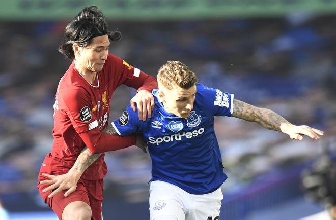 Everton vs Liverpool anh 1
