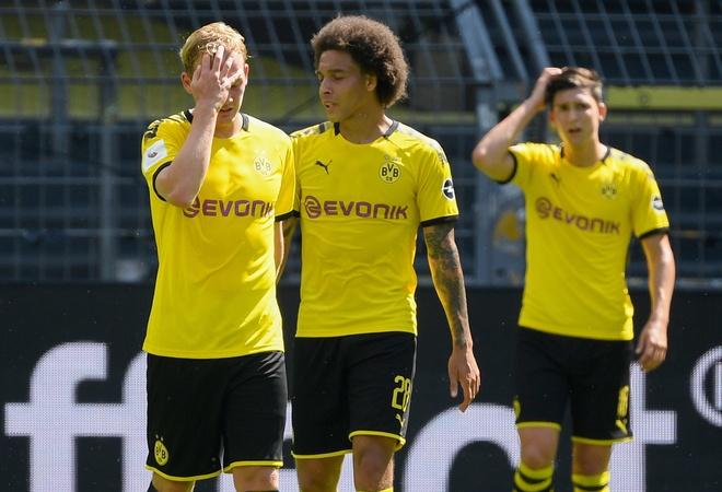 truc tiep Dortmund vs Hoffenheim anh 2