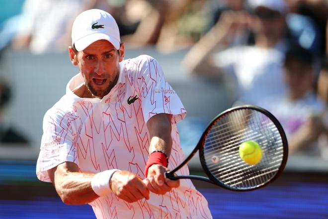 Djokovic bi loai Adria Tour anh 1