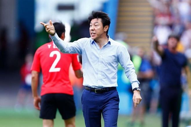 HLV Shin Tae-yong sap bi sa thai anh 1