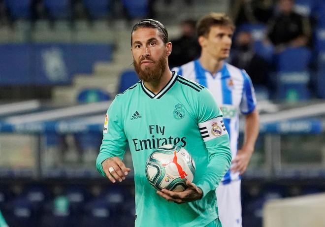 Sociedad vs Real Madrid anh 2