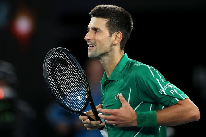 Djokovic duong tinh virus anh 1