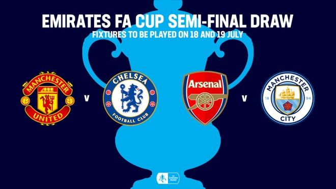 MU gap Chelsea ban ket FA Cup anh 1
