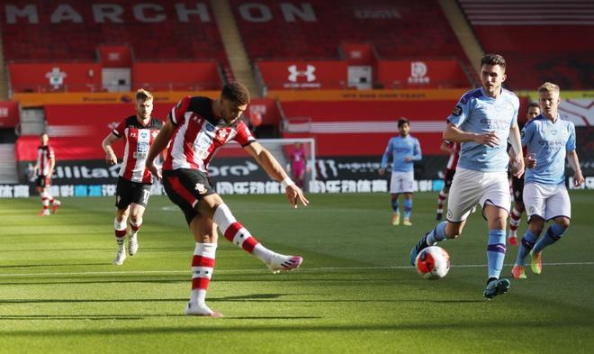 Southampton vs Man City anh 2