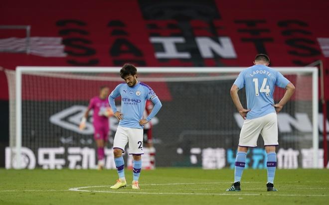 Southampton vs Man City anh 7