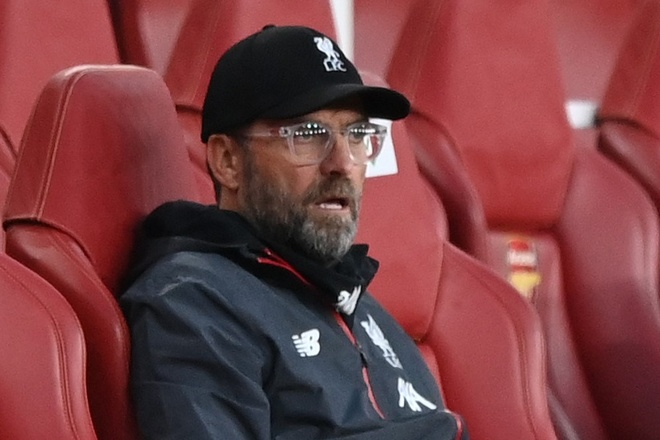 Liverpool thua Arsenal anh 1