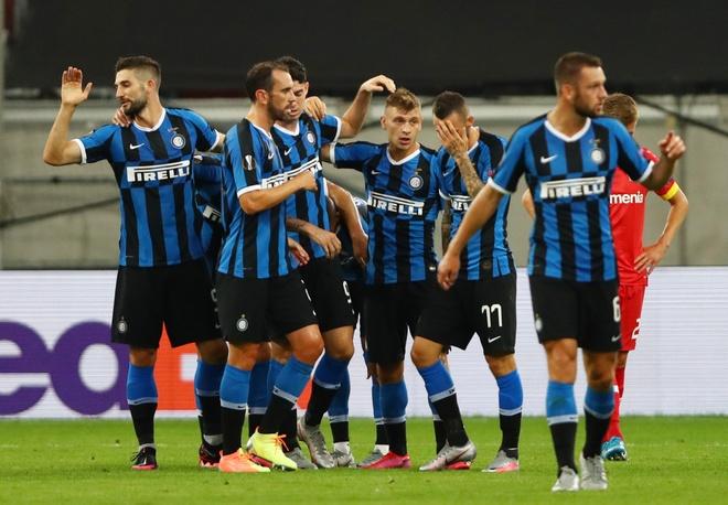Inter Milan dau voi Bayer Leverkusen anh 2