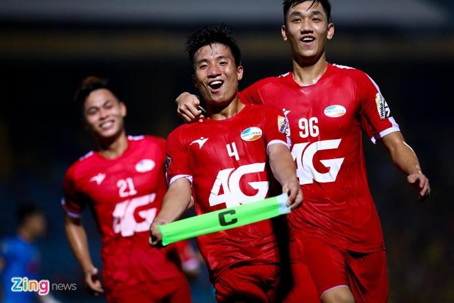 truc tiep Quang Ninh vs Viettel anh 1