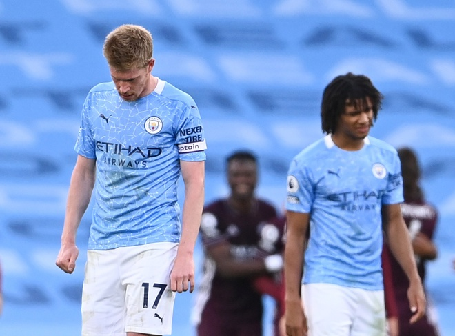 truc tiep Man City vs Leicester anh 3
