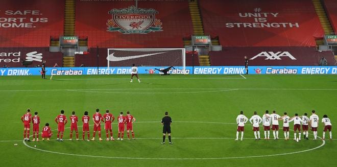 truc tiep Liverpool vs Arsenal anh 2