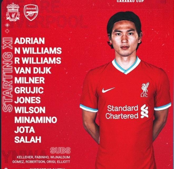 truc tiep Liverpool vs Arsenal anh 16