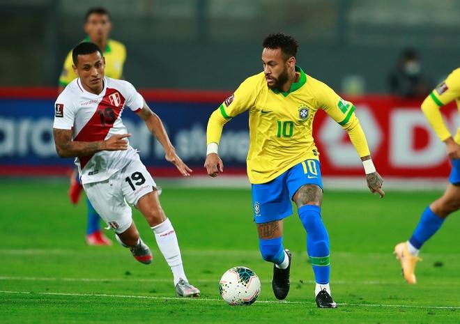 Truc tiep Peru vs Brazil anh 14