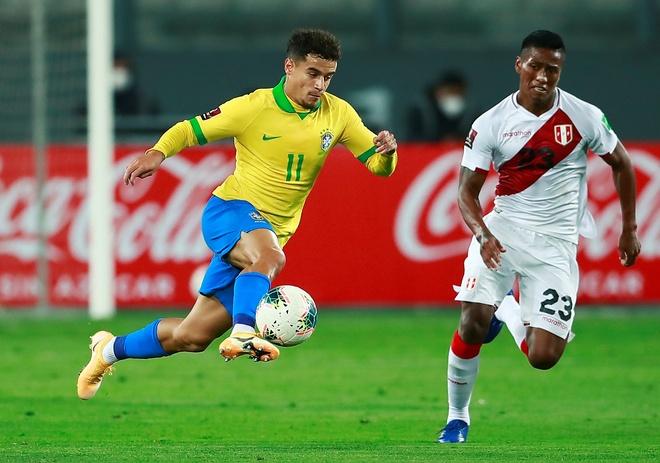 Truc tiep Peru vs Brazil anh 9