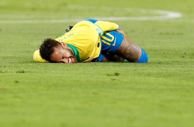 Truc tiep Peru vs Brazil anh 8