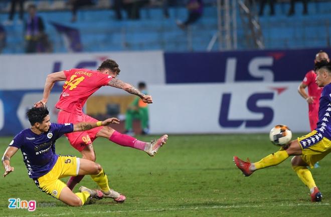 Truc tiep CLB Ha Noi vs CLB Sai Gon anh 18