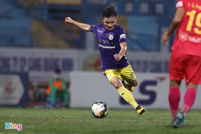 Truc tiep CLB Ha Noi vs CLB Sai Gon anh 21