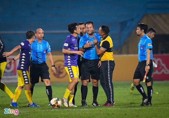 Truc tiep CLB Ha Noi vs CLB Sai Gon anh 22